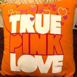 Victoria's Secret Pillow!!! Perfect Condition